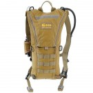 Tactical Rigger Hydration System, 70 oz., Coyote Tan