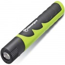 LED Extendable Light, Green, 50 lm, 2 AAA Included