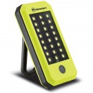 LED Compact Worklight, Green, 250 lm, 3 AAA Included
