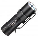 S10R II Rechargeable Flashlight, Black, 400 lm, 1x RCR123A