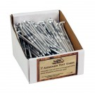 Tent Stakes, Aluminum Bucket Packed, 200pk