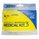 Ultralight/Watertight .3 Medical Kit, Yellow/Blue